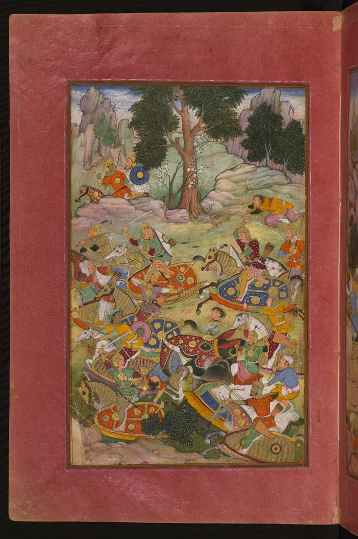 The battle of Panipat at which Sultan Ibrāhīm, the last of the Lōdī Sultans of Delhi, dies.W596
