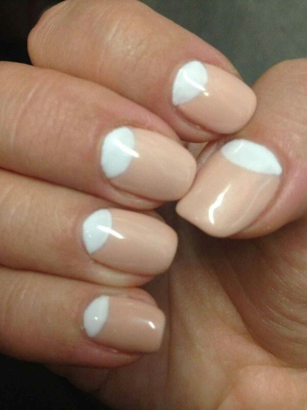 1000 Ideas About Natural French Manicure On Pinterest