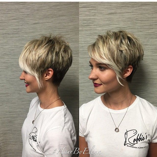 ✂✂Who loves pixies? @nothingbutpixies Color by @hairbye...Instagram photo | Websta (Webstagram)