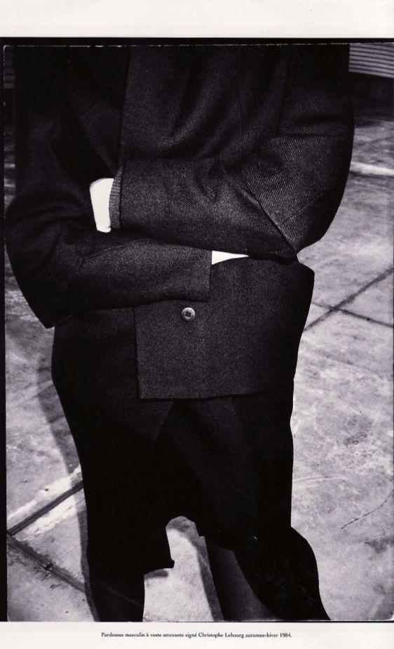 LESLIE WINER en KASHIYAMA BY CHRISTOPHE LEBOURG 1982