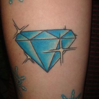 Diamond Tattoo ... Coloring