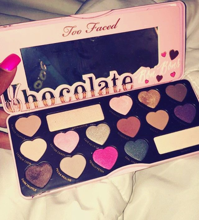 Chocolate sweet peach platte bar eyeshadow newest generation Palette faced 18colors eye shadow Make Up Eye Makeup Kit