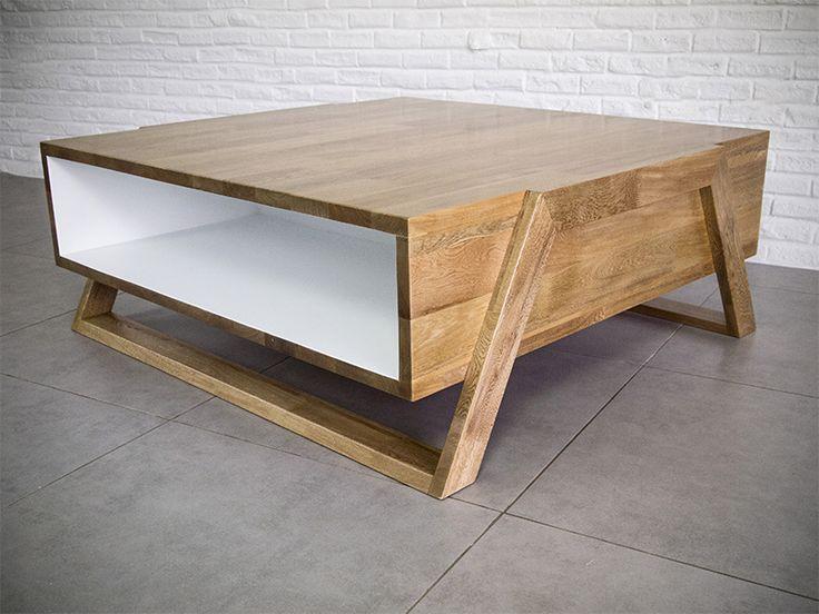 ARQ Coffee Table. Designed by Camilo Cálad for Macrocéfalo Diseño. #table #coffeetable #furniture #design #mesadecentro #mesa #muebles #diseño