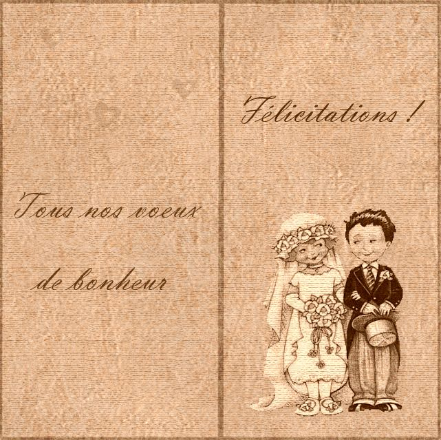 Carte Felicitations Mariage Gratuite A Imprimer Carte