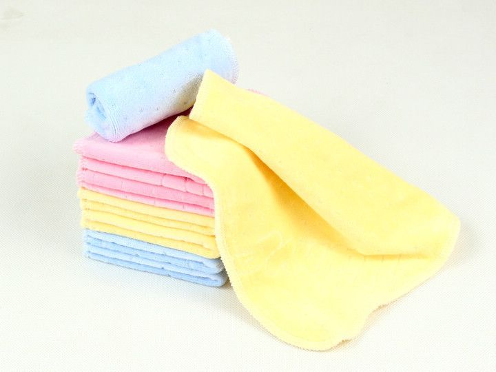 Младенцы полотенца для рук 100% хлопок бархат младенцы полотенца многофункционально полотенца лицо полотенца младенцы по уходу за кожей 20 шт. / много