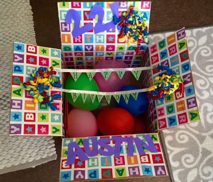 25+ Best Ideas About Long Distance Birthday On Pinterest