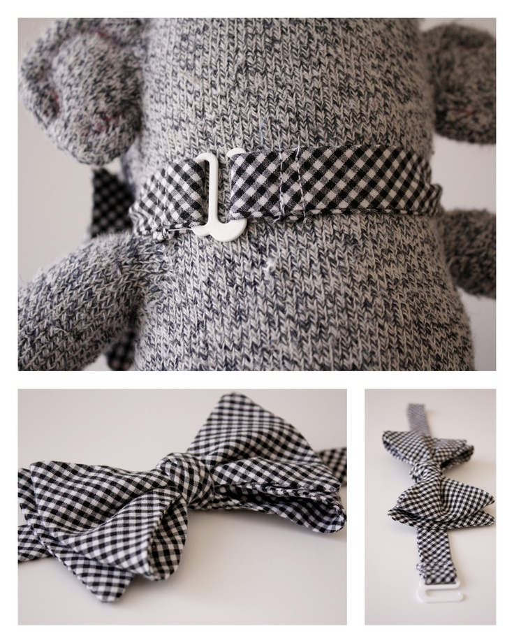 DIY Lil' Mister Bow Tie I would make it longer and make it a belt.