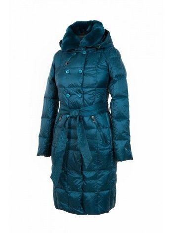 Пальто (зеленый)