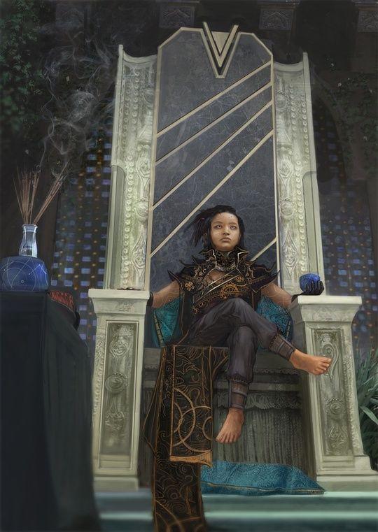 Ancillary Sword byy Lauren Saint-Onge
