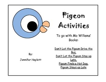 Spotlight on Mo Willems: An Author Study and Activities