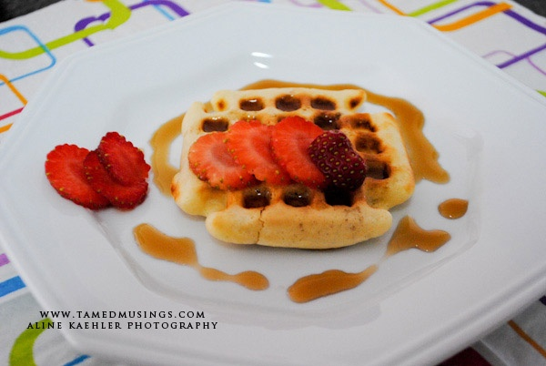 waffles - delicious, waffle-house copycat