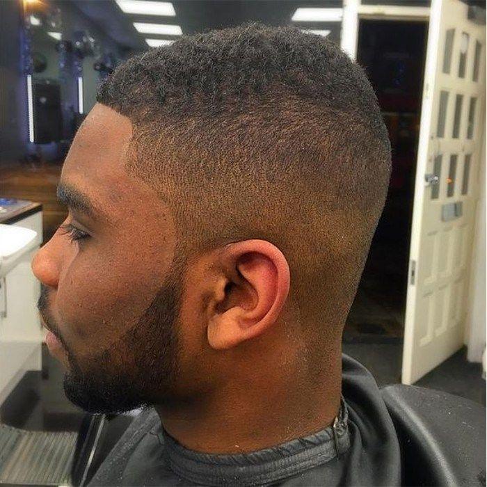 Nas haircut fade