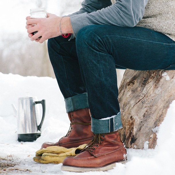 1000  ideas about Red Wing 877 on Pinterest | Men's boots, Men ...