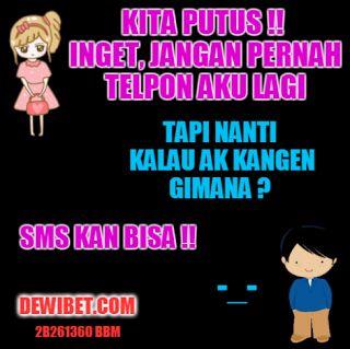 Sms Aja ! Dewibet - Agen Taruhan Online Terpercaya - Koleksi kumpulan meme Indonesia