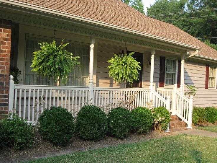 11 best ideas about porches on pinterest columns roof for Building a front porch deck