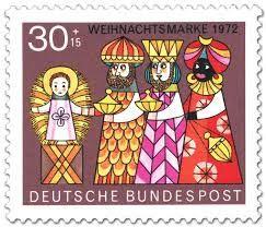 Eine kleine Deutschkiste: Heilige drei Könige