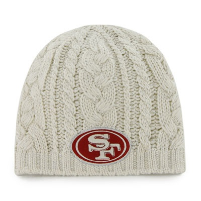 San Francisco 49ers Women's '47 Brand Shawnee Knit Hat