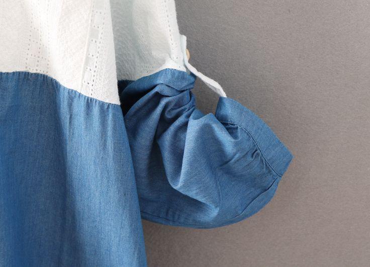Купить женские джинсовые рубашки недорого - это просто! Джинсовые рубашки с ТаоБао!
