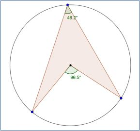 Circle Theorems Exam Questions Web Maths Answers Unit Circle Worksheet With Answers Find Angle