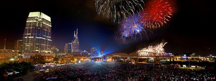 Music City July 4th - Independence Day Celebration in Nashville | Visit Nashville, TN - Music City