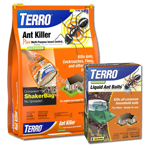@TERRO Ant Killer Plus Granular and Outdoor Liquid Ant Baits #LiveBugFree