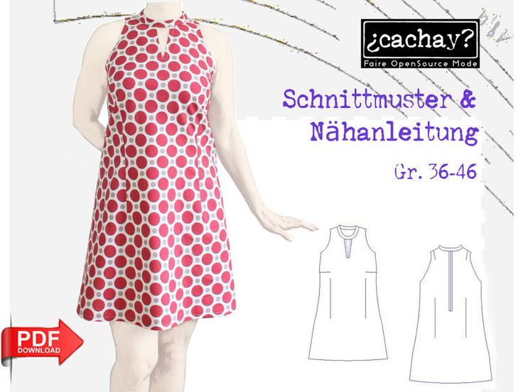 Schnittmuster kleid gratis download
