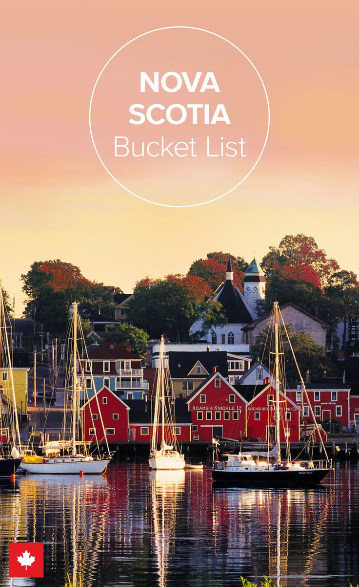 Consider this your East Coast bucket list.