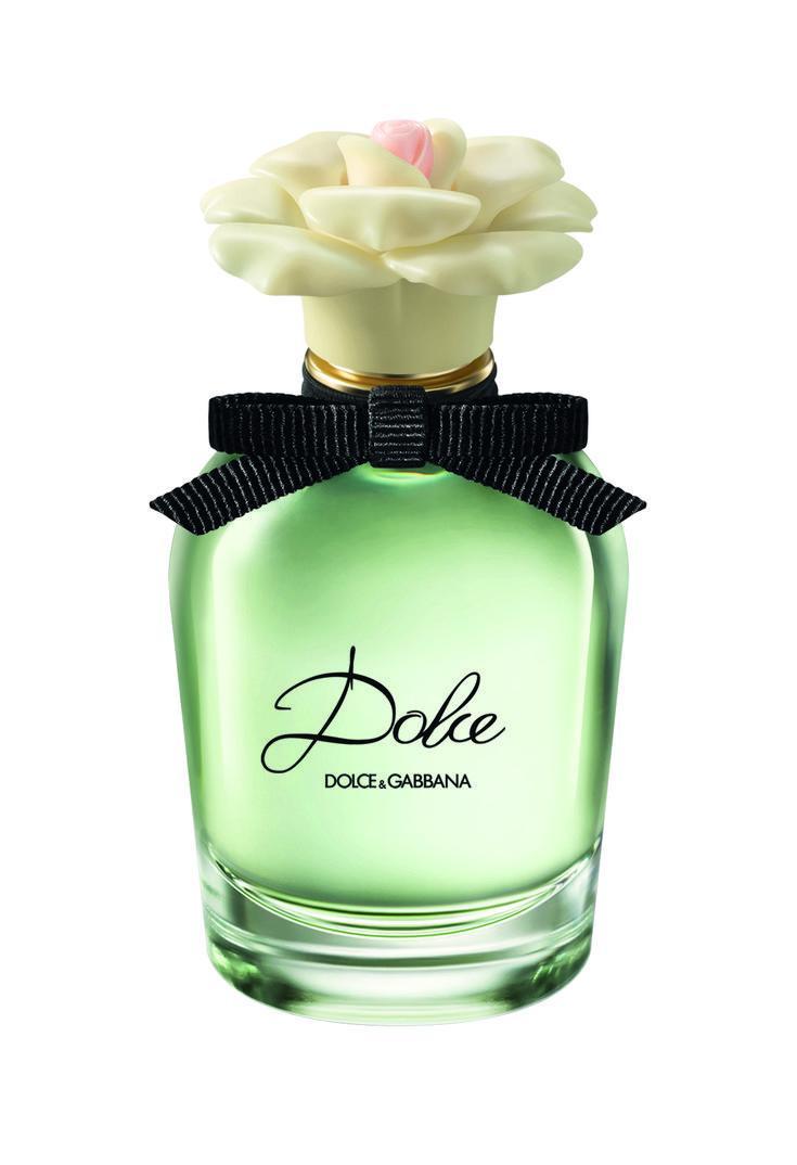 DOLCE BY DOLCE & GABBANA finalista categorie miglior profumo dell'anno, miglior packaging, miglior comunicazione femminile