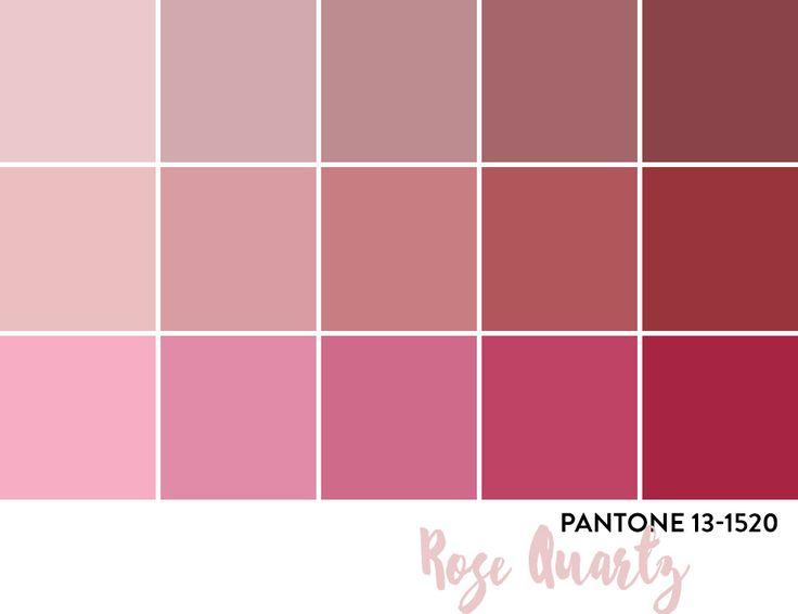 Paleta rose quartz