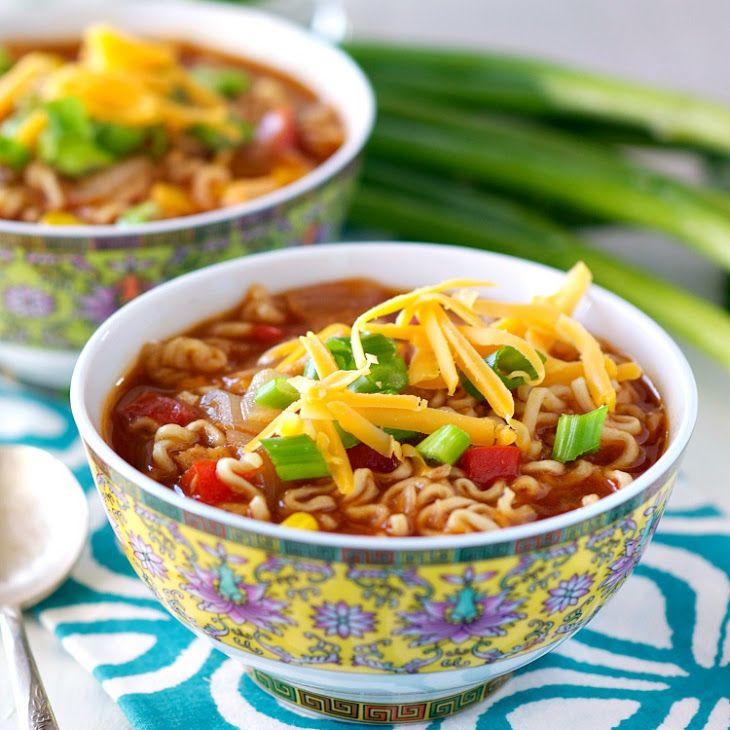 184 best Ramen Noodle Recipes images on Pinterest