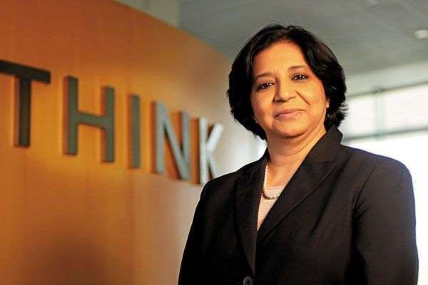 Next time someone says that a woman cannot handle a male work force, please introduce them to Vanitha Narayanan, the MD of global Technology Solutions at IBM India. She is totally dedicated to highlighting women's leadership qualities and has set a perfect example for that.
