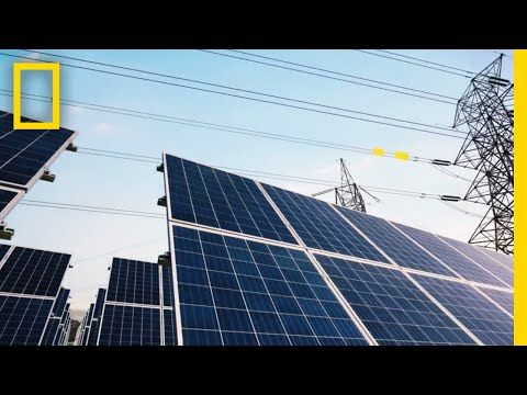 What is Solar Power? | National Geographic - YouTube