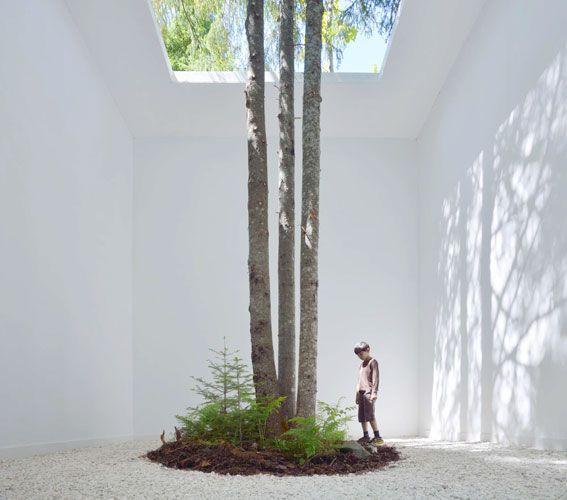stua:  Courtesy of Natureis a contextual art installation byAnouk VogelandJohan Selbing