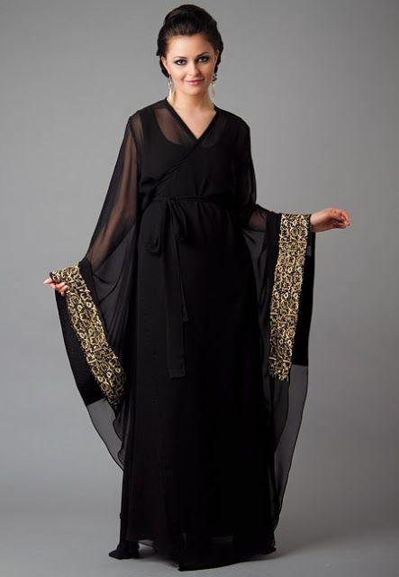 Pin by Beauty & Fashion Style on Latest Abaya Designs ... - photo #34