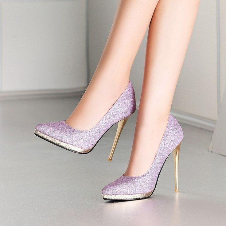 Ultra high heel fetish stiletto heels Schlampen
