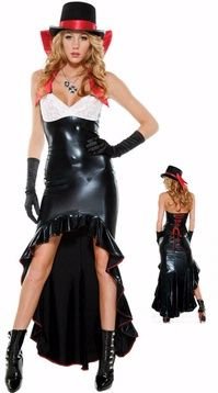 Lady of  Darkness size 8-10 Costume HIRE enquiries can be directed to sales@costumesnthings.com.au