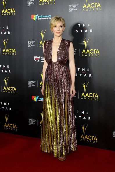 Cate Blanchett - Arrivals at the 3rd Annual AACTA Awards