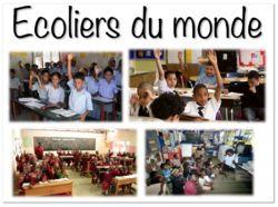 Ecoles du monde (Estelle Vidard)