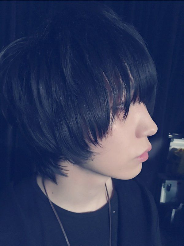 I'm back. Here is a picture of Soraru.