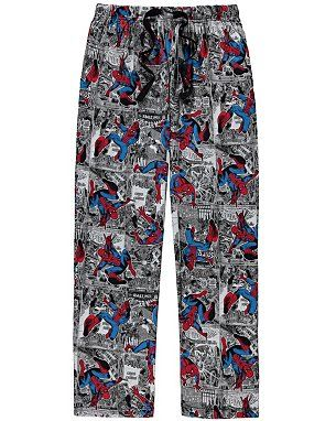 Marvel Spiderman Pyjama Bottoms