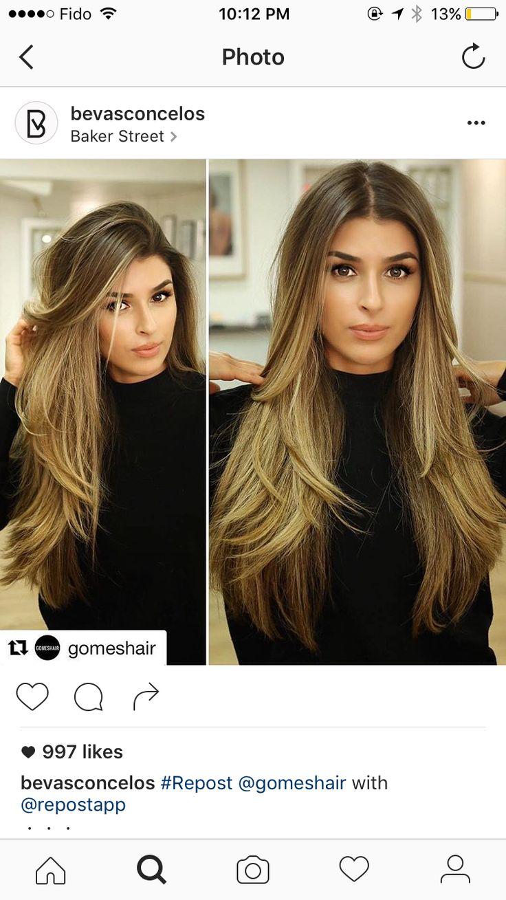 Long layers hair styles - Long Hair With Layers More
