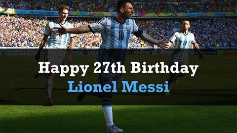 Joyeux anniversaire à Lionel Messi ! - http://www.actusports.fr/108365/joyeux-anniversaire-lionel-messi/