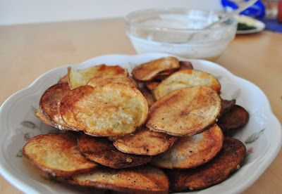 Copy Cat Cactus Cut Potatoes and Dip Recipe! This is one of my hubby's fav appetizers from Boston Pizza!