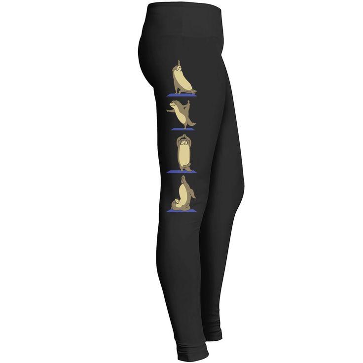 Otter yoga pants