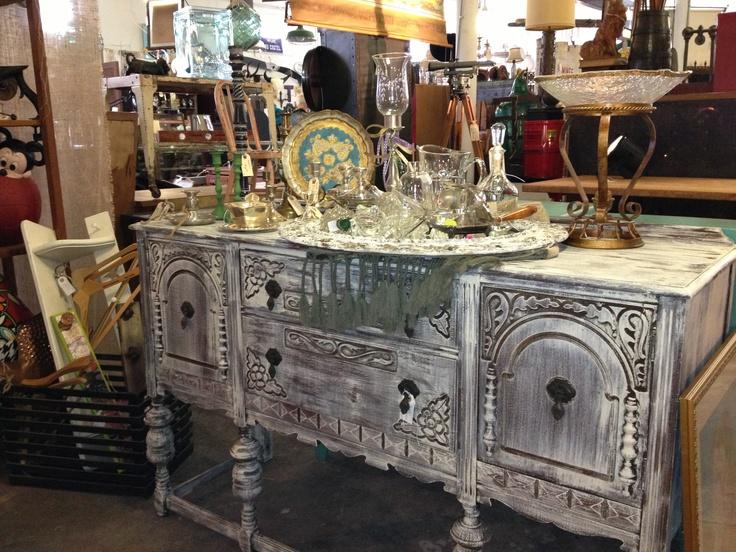 Lots Of New Vintage Finds At Villa Francesca, Our Little Shop At Verdigris  In OKC