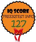 Free IQ Test Final Score
