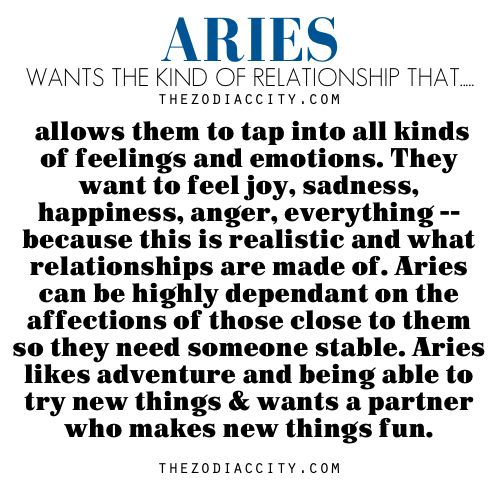 aries with relationship compatibility