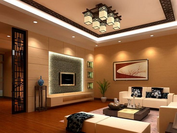 Living Room Designes Creative New Interior  Laminate Flooring Square Brownw Ceiling Chandelier . Design Decoration