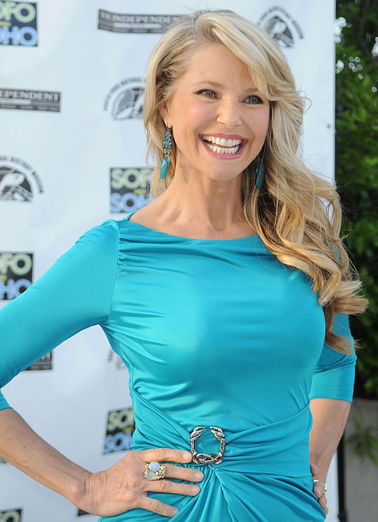 Christie Brinkley 58
