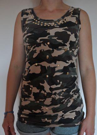 Kup mój przedmiot na #vintedpl http://www.vinted.pl/damska-odziez/koszulki-na-ramiaczkach-koszulki-bez-rekawow/9963056-bluzka-na-ramiaczkach-moro